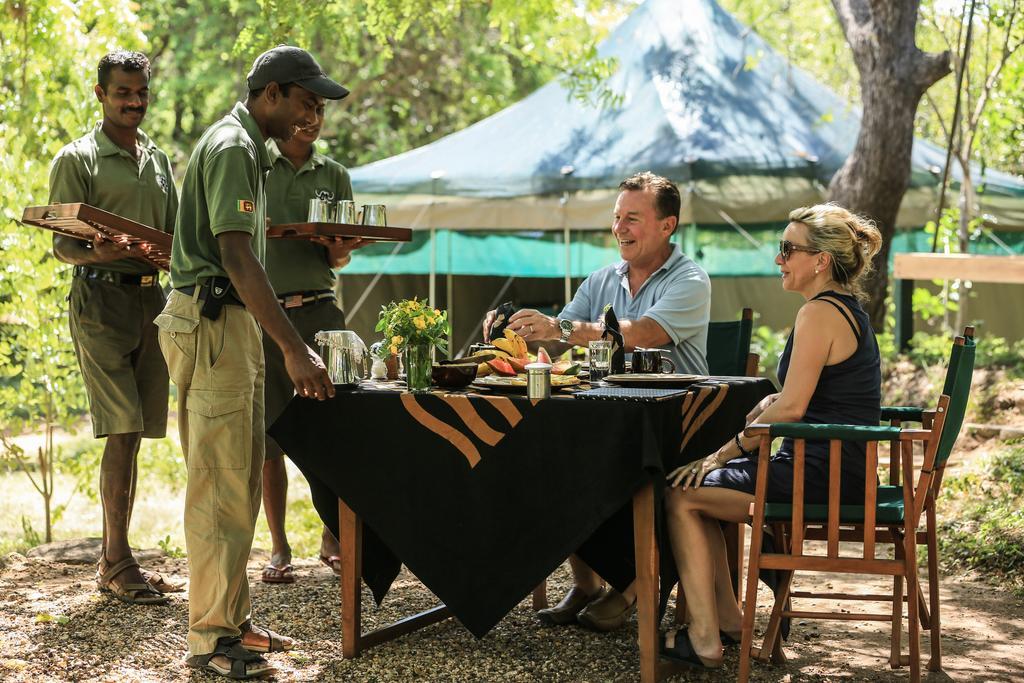 vakantie - Sri Lanka - gezin - safari