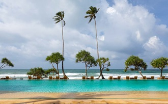 The Fortress resort & spa hotel in Galle, Sri Lanka. Voor wie houdt van luxe en comfort!