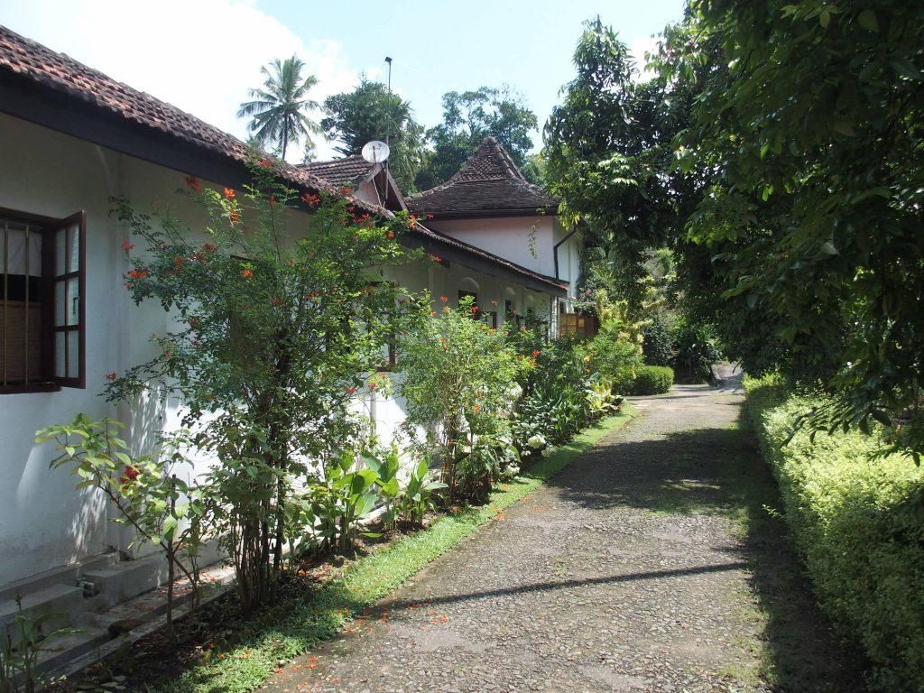 Een pareltje net buiten Kandy: Eladetta Walauwa