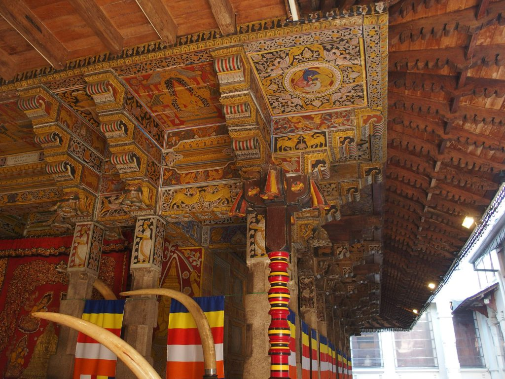 Tempel van de Tand in Kandy