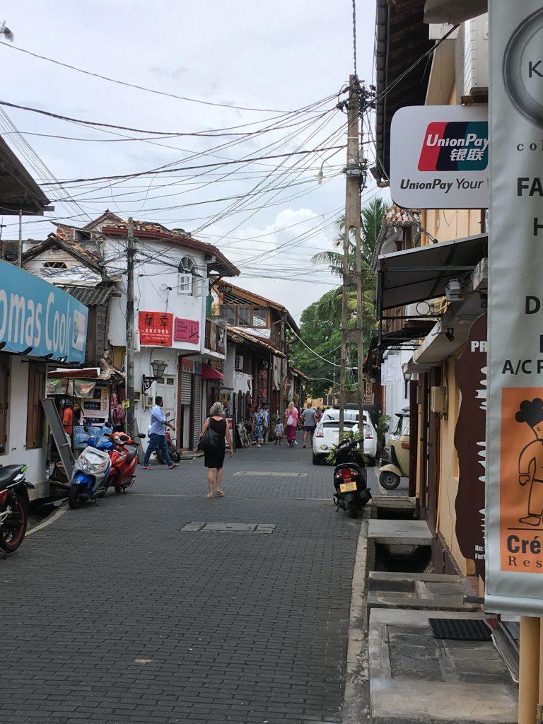 Advies over rondreis naar Galle in SriLanka