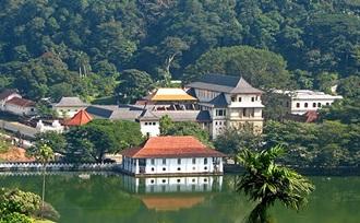 op vakantie met uw tieners naar Kandy in Sri Lanka, Sri Lanka Regisseur regelt het voor u