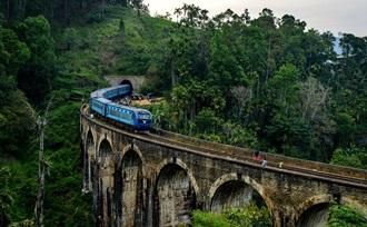 Individuele reis op maat naar Sri Lanka met trein naar Ella