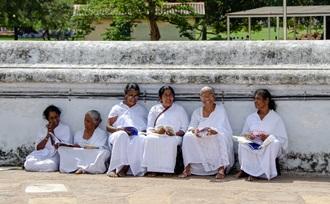 een individuele rondreis naar Sri Lanka met tieners met een bezoek aan Kandy